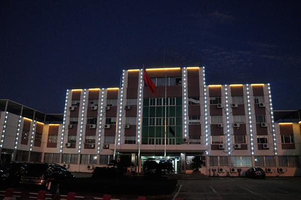 Y199机场服务大楼
