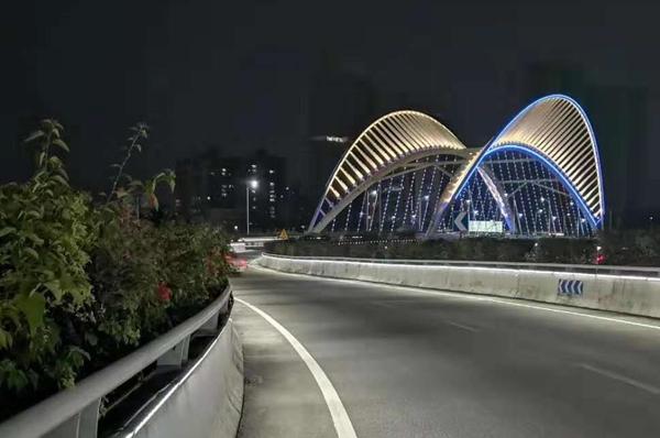 江门桥梁亮化