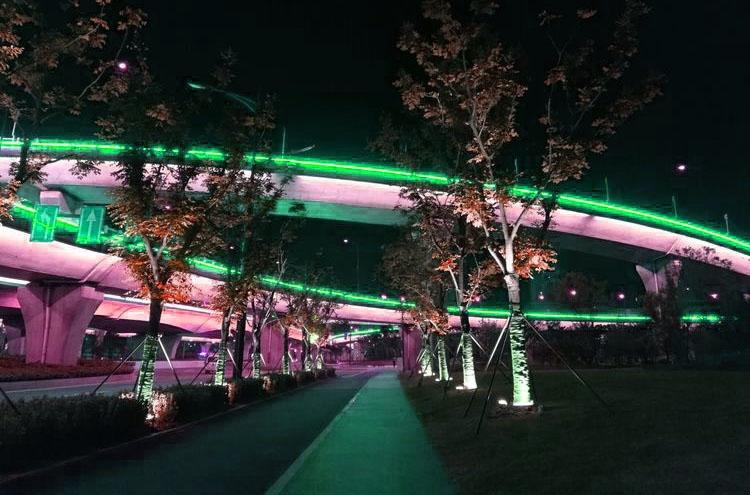 高架桥亮化